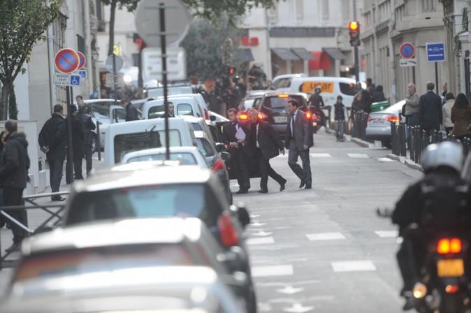 Nicolas Sarkozy et son retour à Paris sous haute surveillance !