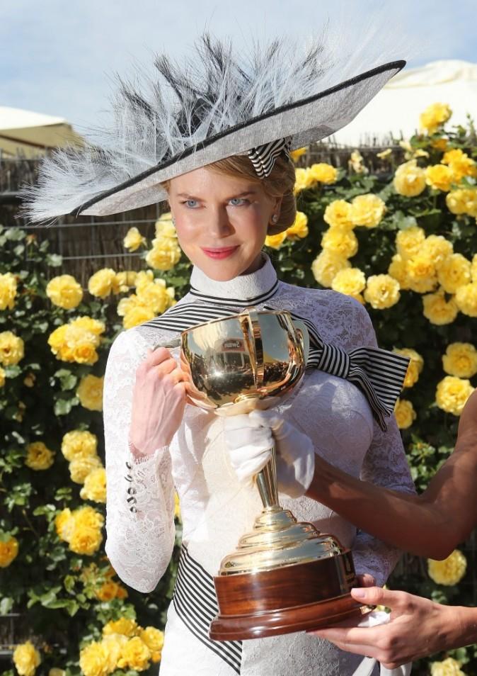 Nicole Kidman, Melbourne, 3 novembre 2012.
