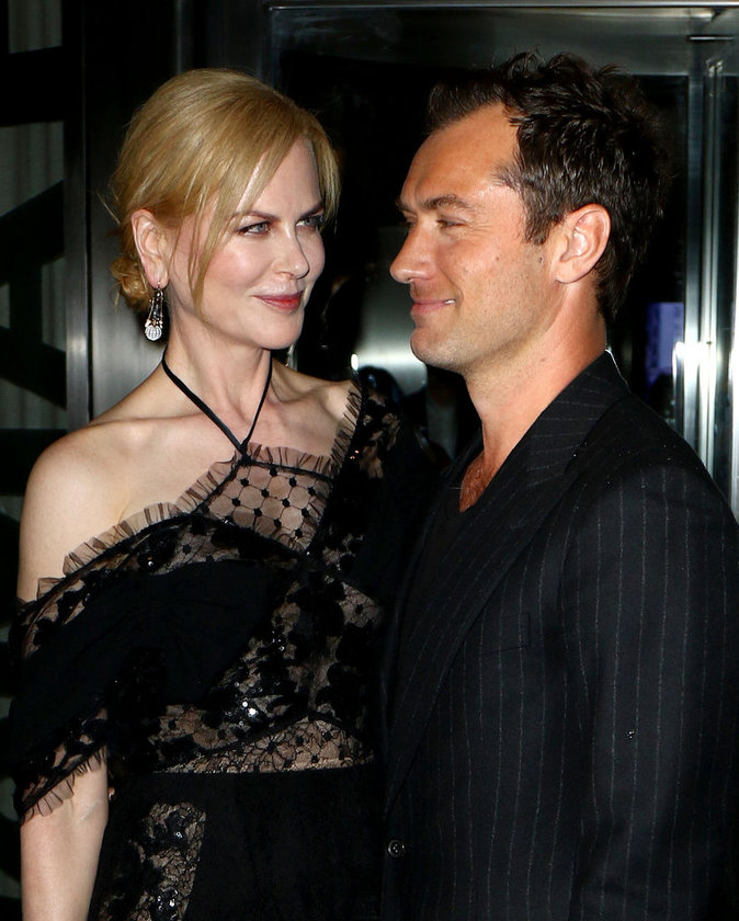 Nicole Kidman et Jude Law : Un peu trop complices sur le tapis rouge ...