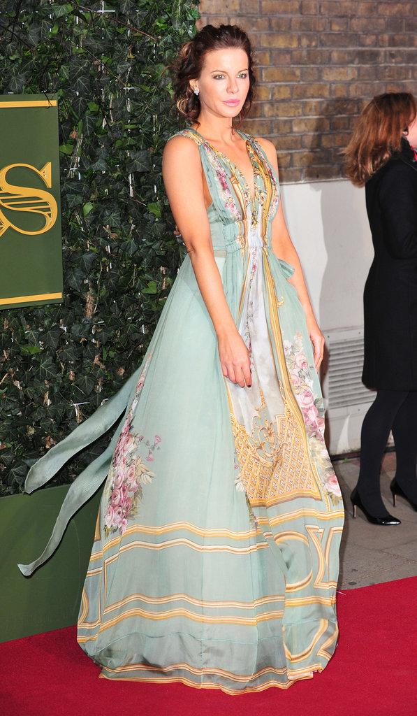 Kate Beckinsale le 22 novembre 2015