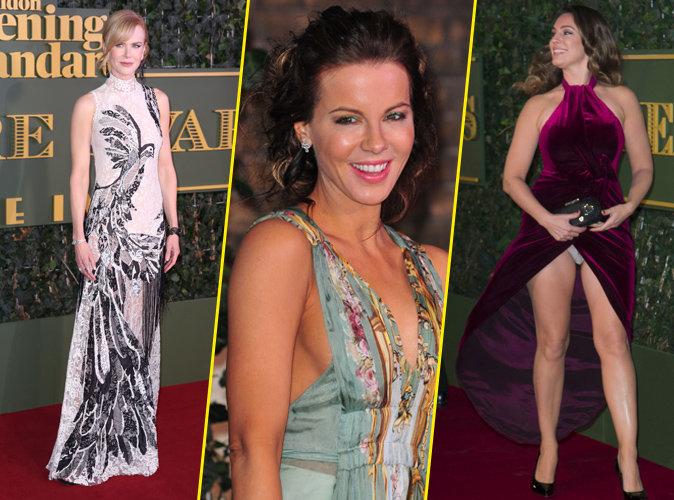 Nicole Kidman, Kate Beckinsale et Kelly Brook : amour, side-boob et petite-culotte !