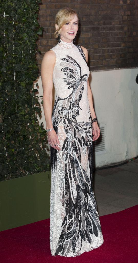 Nicole Kidman le 22 novembre 2015