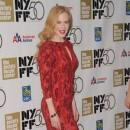 Nicole Kidman lors du New York Film Festival, le 3 octobre 2012.