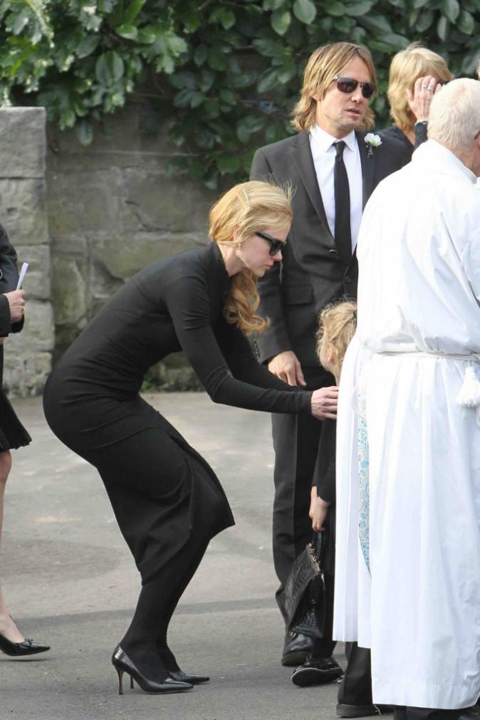 Nicole Kidman : le dernier au revoir à son papa...