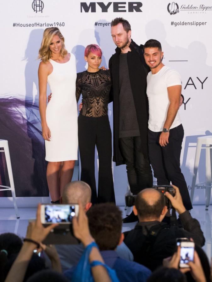 Photos : Nicole Richie : en Australie pour promouvoir sa marque !