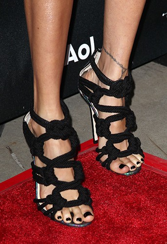 Nicole Richie à New York le 29 avril 2014
