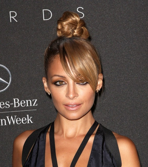 Nicole Richie aux 2012 Style Awards à New-York le 5 septembre 2012