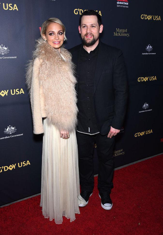 Photos : Nicole Richie et Joel Madden en amoureux pour le G'Day
