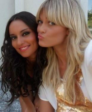 Laura et Caroline