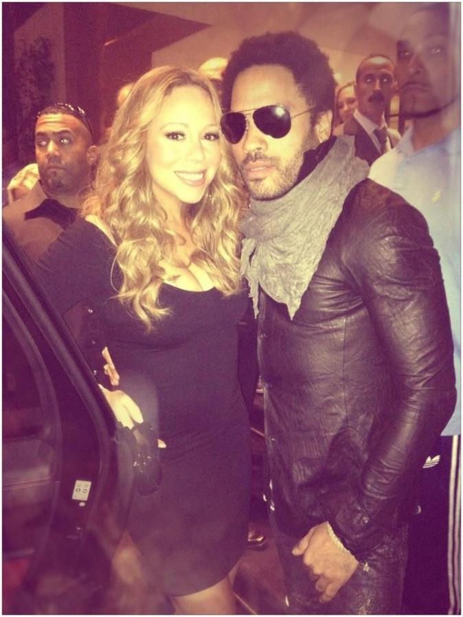 Mariah et Lenny