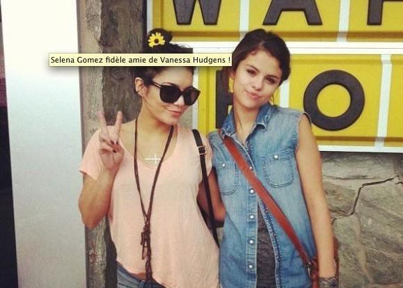 Selena Gomez et Vanessa Hudgens