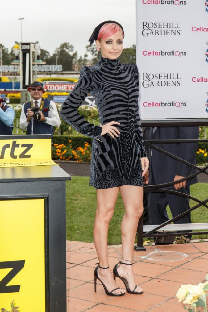 Nicole Richie le 21 mars 2015