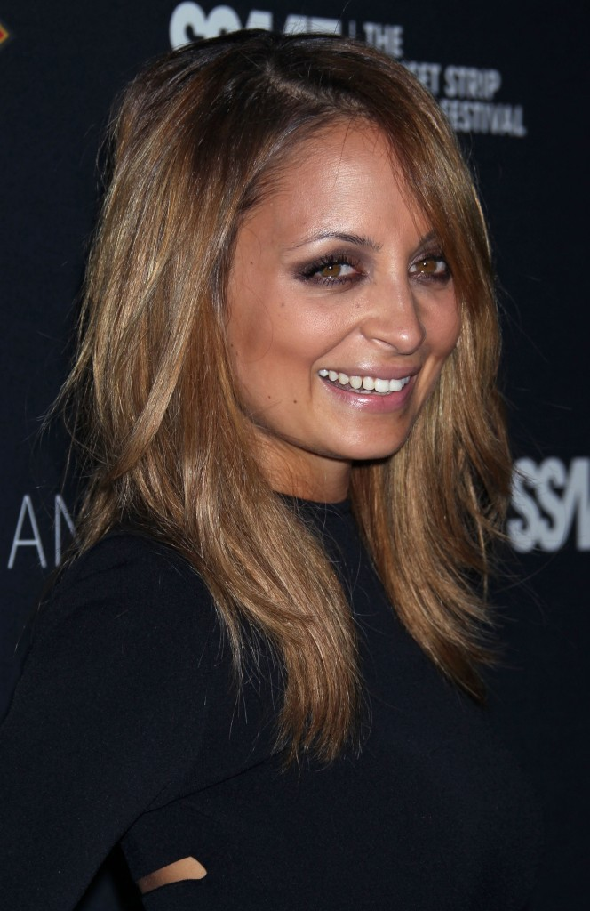 Nicole Richie, Los Angeles, 17 août 2012.