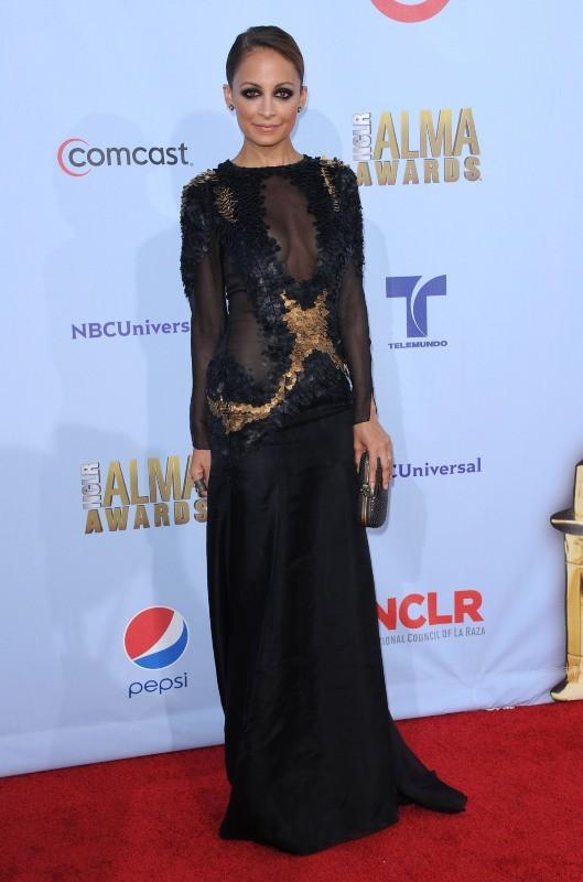 Nicole Richie lors des ALMA Awards 2012 à Pasadena, le 16 septembre 2012.