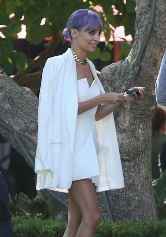 Nicole Richie à Los Angeles le 20 juin 2014