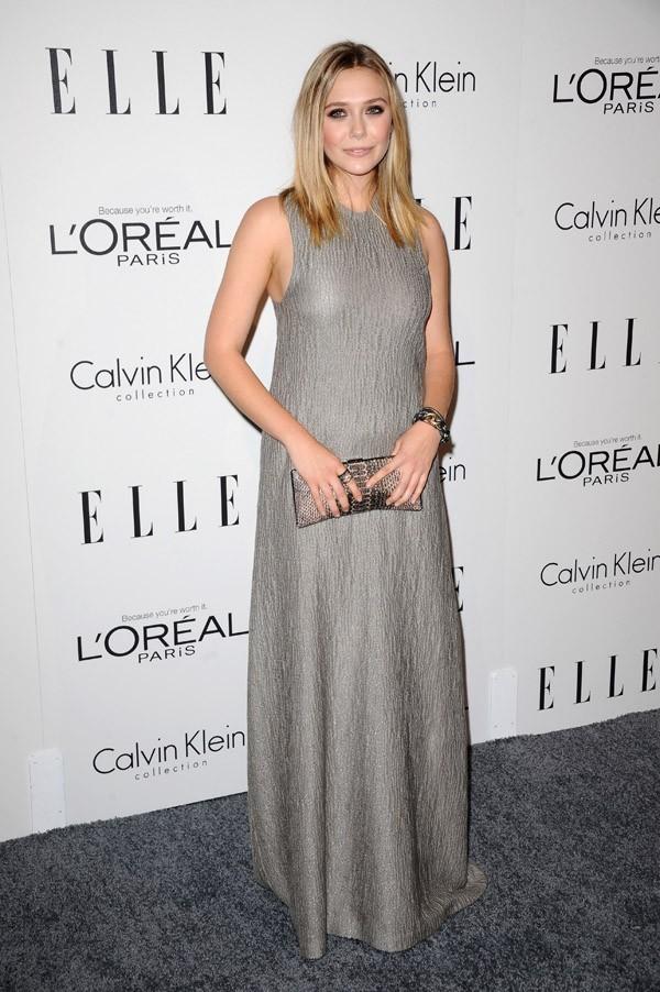 Elizabeth Olsen !
