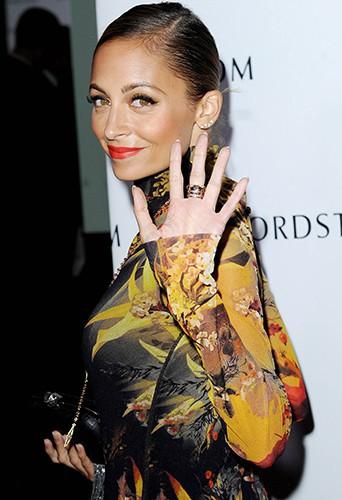 Nicole Richie à Los Angeles le 17 septembre 2013