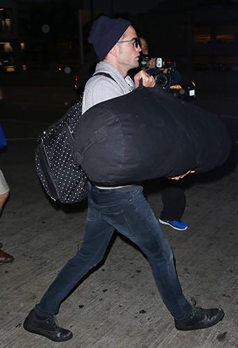 Robert Pattinson à Los Angeles le 23 juillet 2013