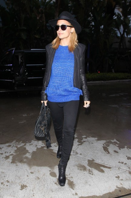 Nicole Richie à Los Angeles, le 25 mars 2012.