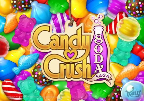 Nicole Scherzinger : ambassadrice de charme pour le lancement de Candy Crush Soda Saga !