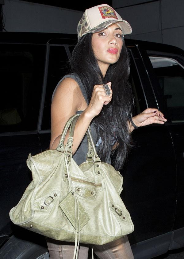 Nicole Scherzinger le 24 juillet 2012 à Los Angeles