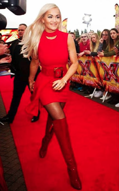 Rita Ora le 8 juillet 2015
