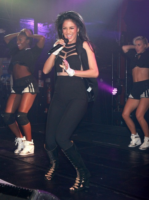 Nicole Scherzinger s'est produite au G-A-Y Heaven