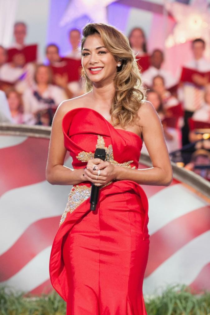 Nicole Scherzinger le 3 juillet 2015