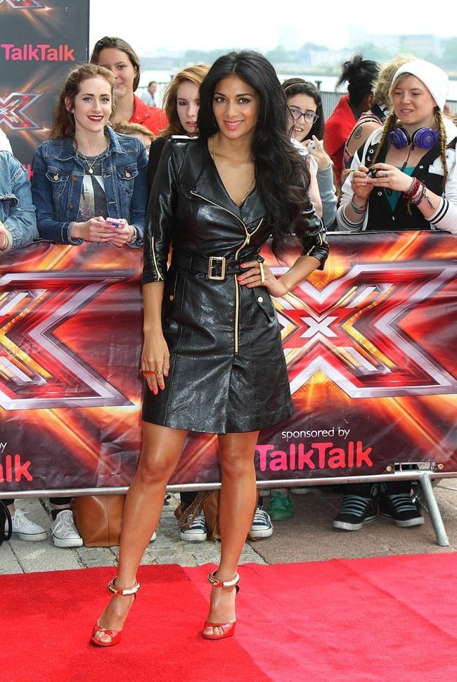 Nicole Scherzinger le 19 juin 2013 à Londres