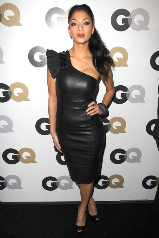 Nicole Scherzinger à la soirée GQ Men Of The Year
