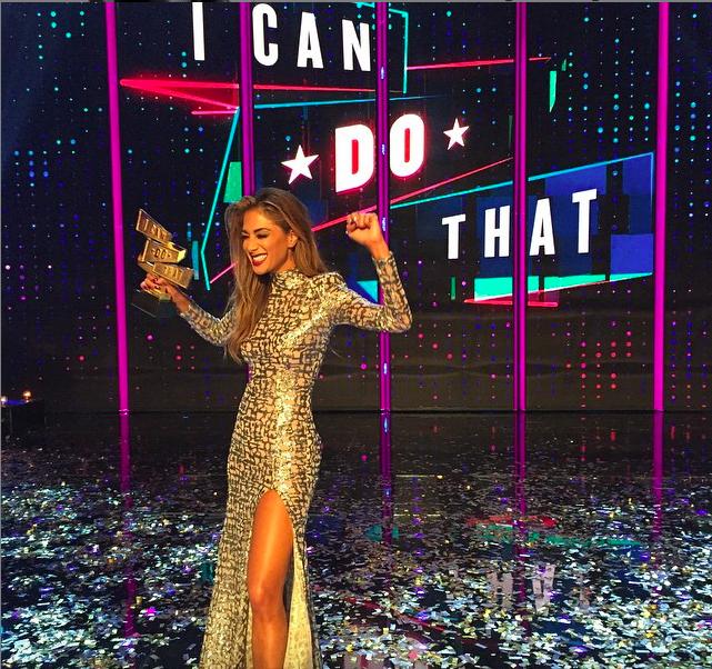 Nicole Scherzinger : Elle remporte un nouveau trophée !