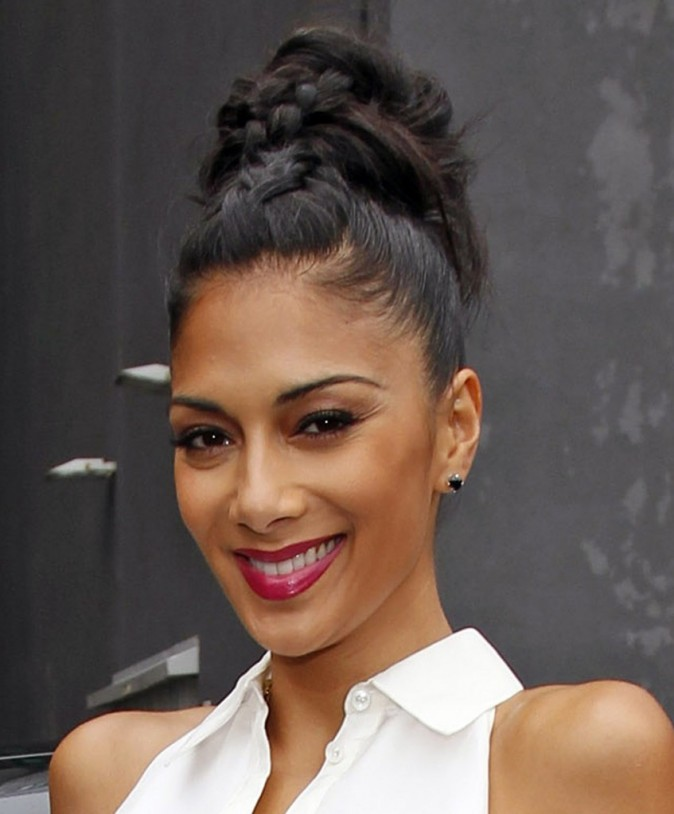 Nicole Scherzinger, auditions de X Factor,  Liverpool, 19 juillet 2012