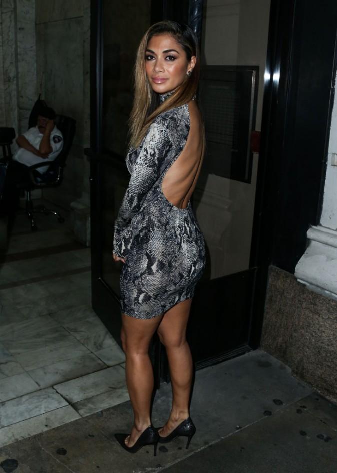 Nicole Scherzinger en Californie le 23 juillet 2015