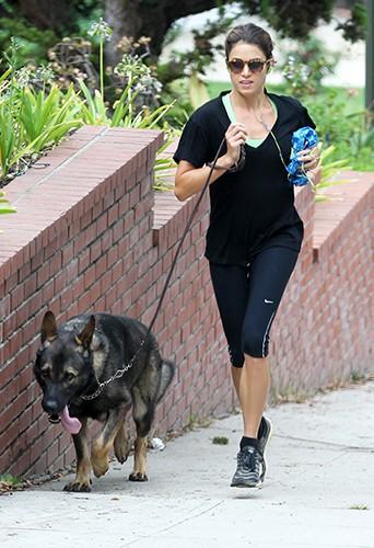 Nikki Reed à Los Angeles le 8 août 2014