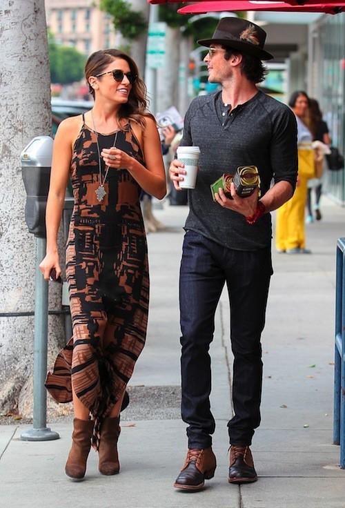 Photos : Nikki Reed et Ian Somerhalder mariés : retour sur un couple trop craquant !