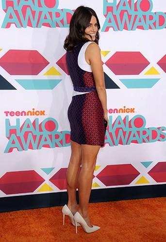 Nikki Reed à Los Angeles le 17 novembre 2013