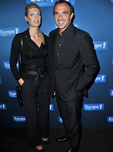 Tina et Nikos Aliagas une future histoire à suivre !