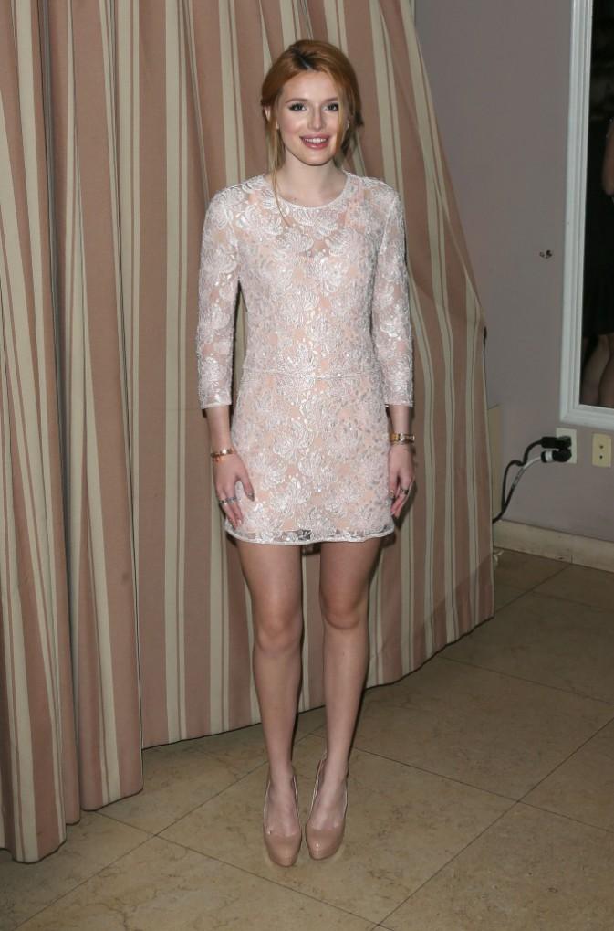 Bella Thorne le 13 janvier 2015