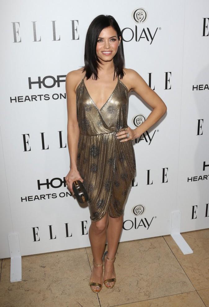 Jenna Dewan le 13 janvier 2015