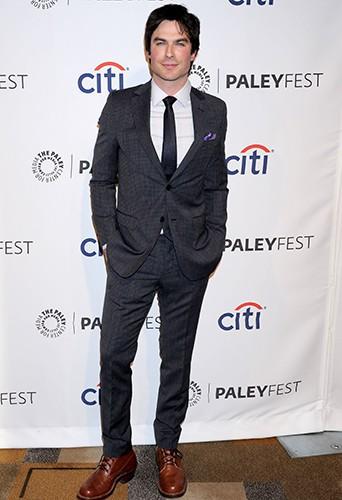 Ian Somerhalder à Los Angeles le 22 mars 2014