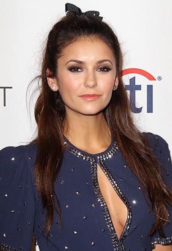 Nina Dobrev à Los Angeles le 22 mars 2014