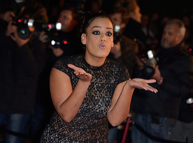 Amel Bent à Cannes le 14 décembre 2013