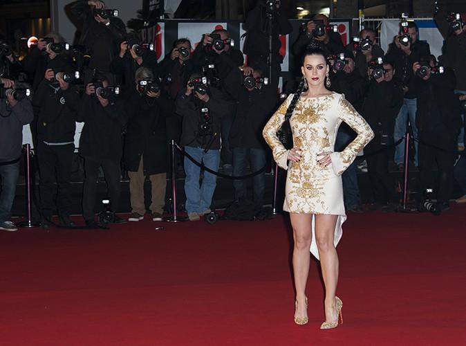 Katy Perry à Cannes le 14 décembre 2013