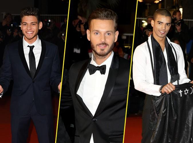 Photos : NMA 2014 : Rayane Bensetti, M. Pokora, Brahim Zaibat : tous les beaux gosses de la soirée !