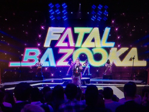 Michael Youn de retour en Fatal Bazouka