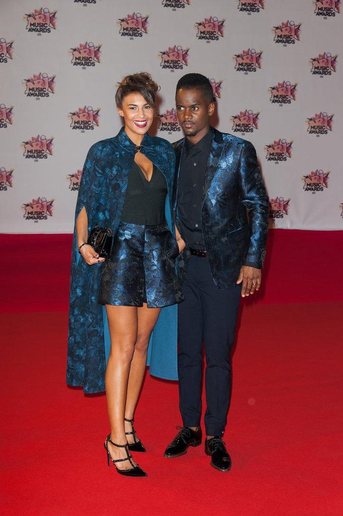 Black M et sa femme