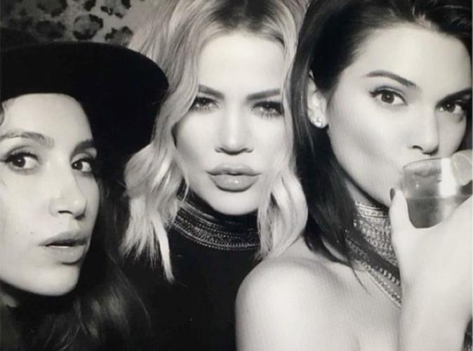 Noël 2016 : Kourtney, Kim, Khloe Kardashian... Leur coiffeuse couverte de cadeaux !