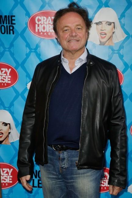 Guillaume Durand lors de la première de Noémie Lenoir au Crazy Horse, le 2 juin 2013 à Paris