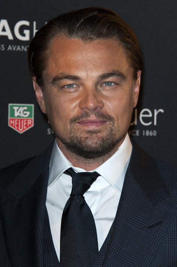 Leonardo DiCaprio à la soirée Tag Heuer organisée au Pavillon Vendôme, à Paris, le 6 novembre 2013