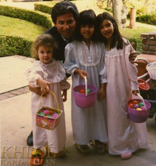 Khloe, Kim et Kourtney Kardashian